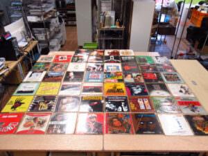 エンニオモリコーネ/サントラ/洋画/ORCAなどのレコードを買取致しました!