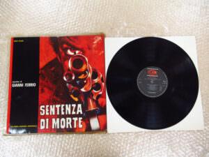 SENTENZA DI MORTE 死の宣告 / GIANNI FERRIO ジャンニ・フェッリオを買取致しました!