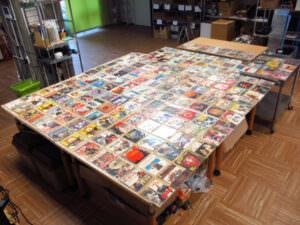 リコーネ/ロミオとジュリエット/ミラノの恋人/バラードなどのレコードを買取致しました!